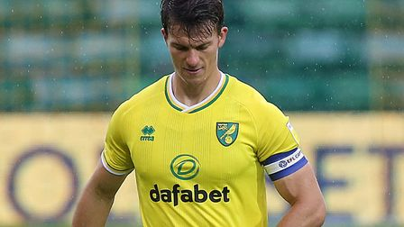 Norwich City defender Christoph Zimmermann returned to team training prior to the weekend Picture: