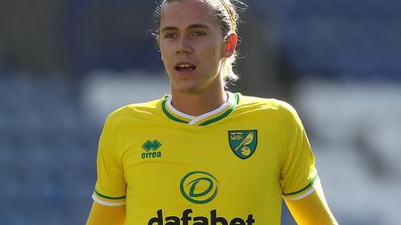 Todd Cantwell starts for Norwich against Birmingham Picture: Paul Chesterton/Focus Images