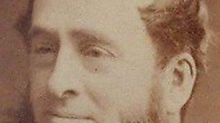 Dr William Hills who was who was the medical superintendent of the Norfolk County Asylum from 1861-1