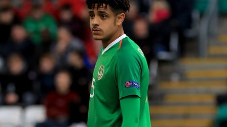Omobamidele has been capped for the Republic of Ireland U17s, U18s and U19s. Picture: Donall Farmer/