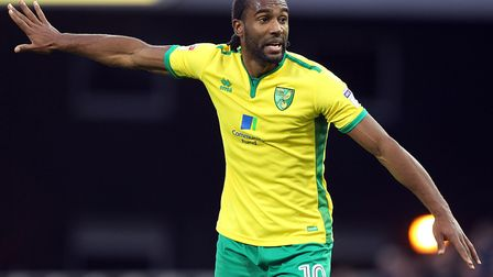 Cameron Jerome is reportedly close to joining Russell Martin at MK Dons. Picture: Paul Chesterton/F