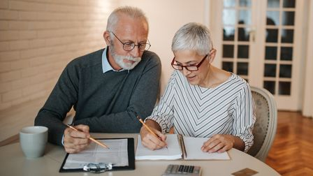 Ask the expert about the tax implications of investing in your retirement fund Picture: Getty