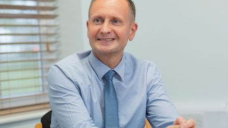 Douglas Bridges is an Independent Financial Adviser Picture: Smith & Pinching
