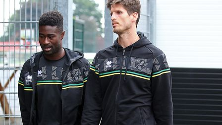 Klose, along with Alex Tettey, have been constants in a sea of change at City. Picture: Paul Cheste