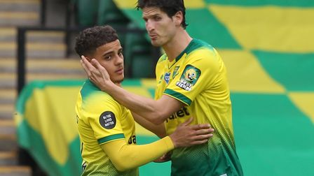 Klose is an experienced head in the Norwich City dressing room. Picture: Paul Chesterton/Focus Imag