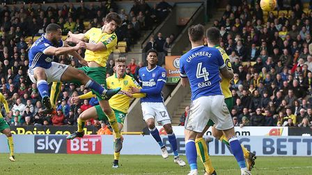 Timm Klose provided Norwich City fans with some iconic moments - especially his late equaliser again