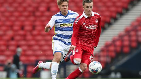 James Maddison had a successful spell with Scottish side Aberdeen prior to his City success. Picture