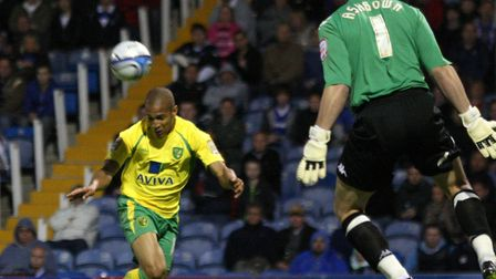 The goal that sealed Premier League football and completed back to back promotions for Paul Lambert'