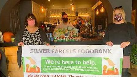 A new foodbank has been launched at the Silver Road Community Centre. Pic: Julie Brociek-Coulton.