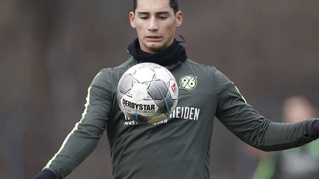 Norwich City's on loan striker Sebastian Soto is fast approaching a decision about his international