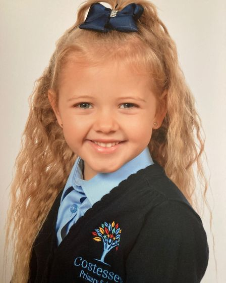 Money is being raised to send Sofia Honey Adcock and her family to her favourite zoo after she was d