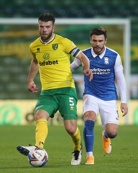 Grant Hanley Picture: Paul Chesterton/Focus Images Ltd