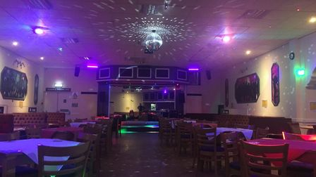 The Jube in Market Gates, Great Yarmouth, is staging Covid-safe cabaret evenings from 6pm in a bid t