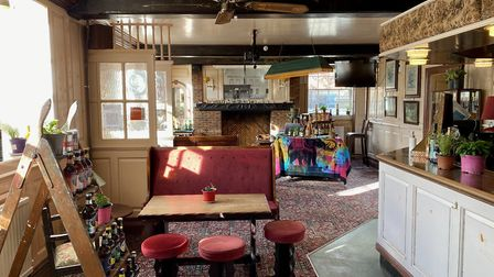 A spruced-up St John's Head, on North Quay in Great Yarmouth, is open again under new management. Pi