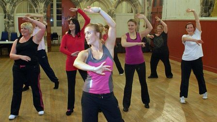 Fun, fitness sessions for all the family are being staged at Great Yarmouth's Priory Centre