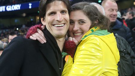 Timm Klose was a hit at Norwich City with Canaries' fans Picture: Paul Chesterton/Focus Images Ltd