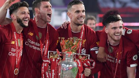 Premier League champions Liverpool are one of the driving forces behind Project Big Picture Picture: