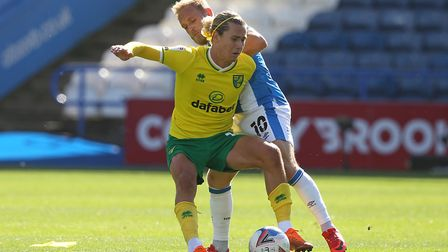 Norwich City are demanding £25m for Todd Cantwell according to reports. Picture: Paul Chesterton/Foc