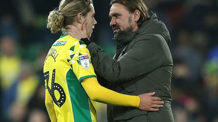 Todd Cantwell and Daniel Farke haven't seen eye-to-eye over the past month as speculation intensifie
