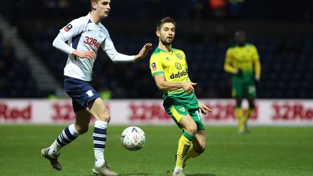 Moritz Leitner hasn't been given a squad number at Norwich this season and has been told to find a n