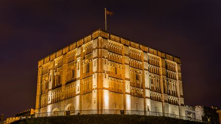 Norwich Castle Museum and Art Gallery. Picture: Simon Finlay Photography.