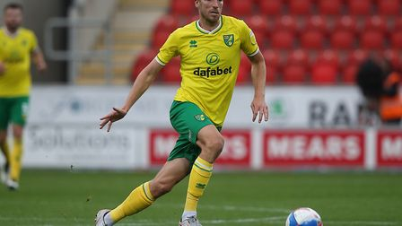 Marco Stiepermann had a goal disallowed and was involved in setting up Norwich City's equaliser at R