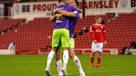 Former Norwich City striker Chris Martin has played a pivotal role in Bristol City's rise to the top