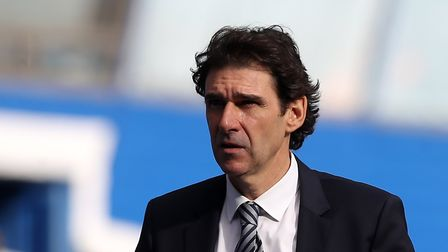 Aitor Karanka is an experienced Championship manager - now in charge of the Blues. Picture: Martin R