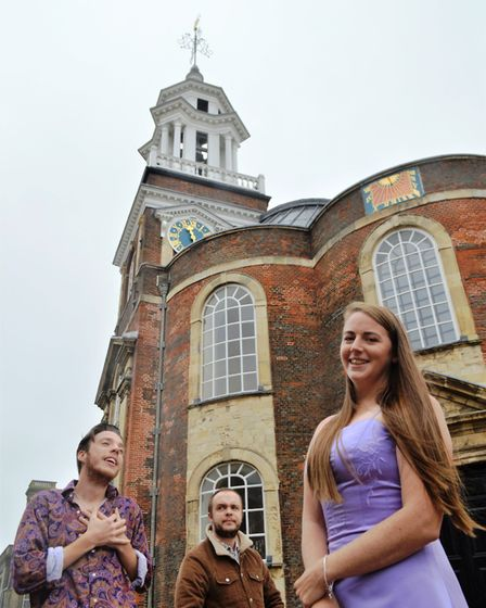 St. George's Theatre in Great Yarmouth will host Rapunzel – The Lockdown Pantomime from December 15