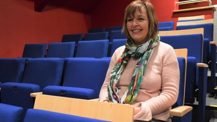 Debbie Thompson, who is director of Sheringham Little Theatre and Great Yarmouth's St George's Theat