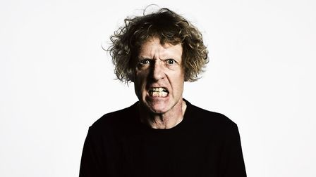 Artist Grayson Perry. Picture: Channel 4