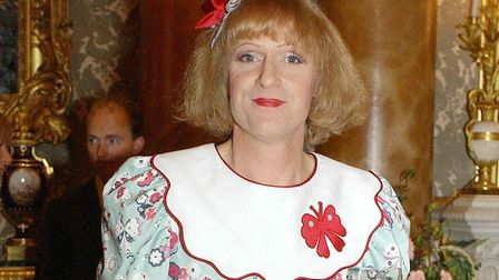 Artist Grayson Perry. Picture: Kirsty Wigglesworth/PA/WPA ROTA
