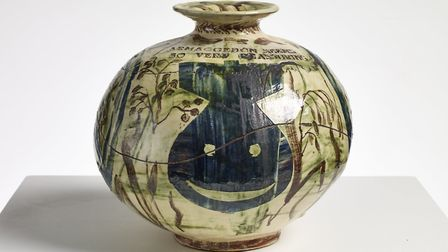 An early piece of art work by Grayson Perry made in 1988. PIcture: Grayson Perry/Victoria Miro