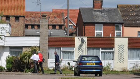 The former Abbeville Lodge care home in Great Yarmouth, which could be demolished and replaced with