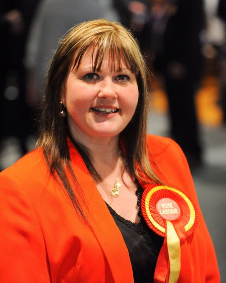 Kerry Robinson-Payne, borough councillor for the Nelson Ward in Great Yarmouth. Picture: James Bass