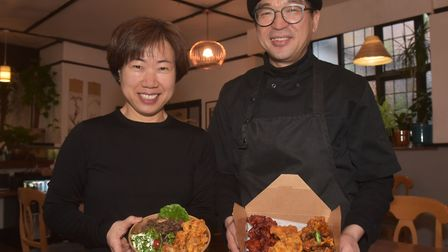 Korean restaurant The Kimchi opened a year ago selling authentic dishes and even its own version of
