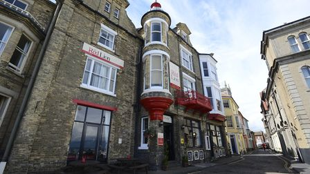 Red Lion Pub in Cromer. Picture: MARK BULLIMORE