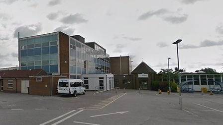 Cliff Park Ormiston Academy has had to close today due to high staff absences. Photo: Google
