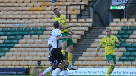 Marco Stiepermann's strike helped Norwich City record three points against Swansea City. Picture: P