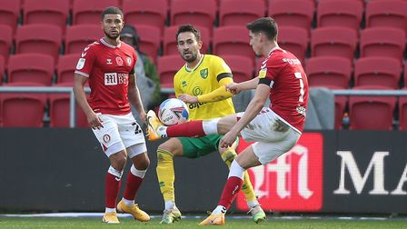 Lukas Rupp has been an influential presence in Norwich City's midfield this season. Picture: Paul C