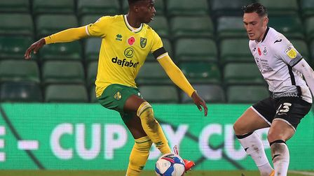 Bali Mumba will not be in EFL Trophy action for Norwich City U21s after his first team action agains
