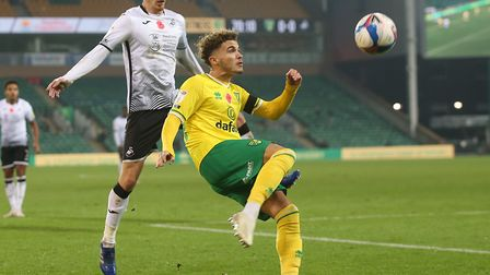 Josh Martin misses out on EFL Trophy action, after his first team action for Norwich City at the wee