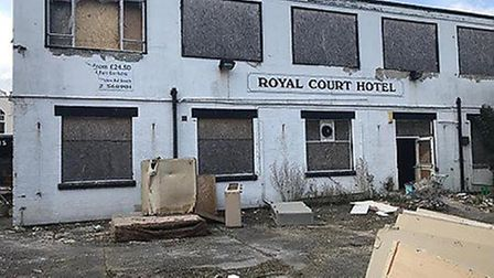 The building has stood empty for decades and councillors have welcomed the move. Credit: Saf Khan