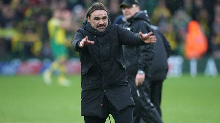 Daniel Farke is rediscovering his Midas Touch from the club's title-winning seaso. Photo: Paul Chest