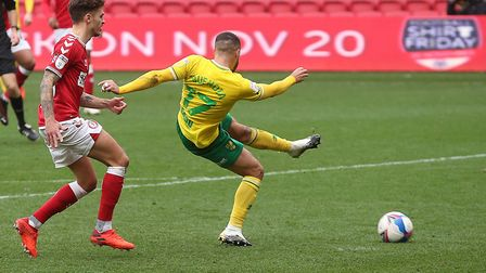 Buendia has been tasked with scoring more goals for Norwich City by his boss Daniel Farke. Picture: