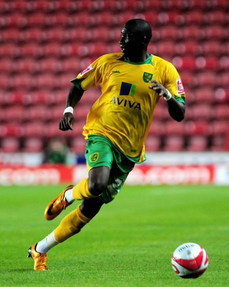 Omar Koroma Picture: Daniel Hambury/Focus Images Ltd