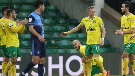 Late goals have been a key theme of the season for Norwich City so far, such as Mario Vrancic's winn