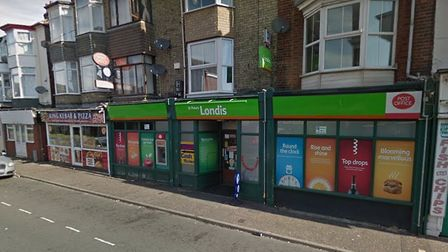 The Post Office on St Peter's Road, Great Yarmouth, has now closed. Photo: Google