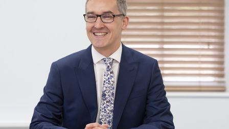 Matthew Hinchliffe is an Independent Financial Adviser Picture: Smith & Pinching