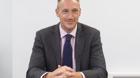 Richard Barker is a Chartered Financial Planner Picture: Smith & Pinching